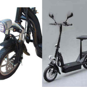 trotinette electrique adulte homologuee route