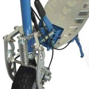 Trottinette électrique puissante BLADZ 800W poignée pour plier facile