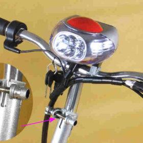 trottinette electrique avec selle 3 roues andy feux 280x280 - Trottinette Electrique 3 rous ANDY