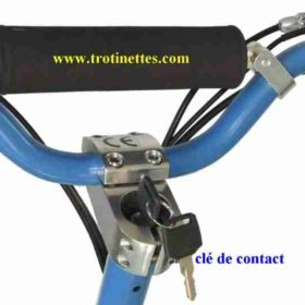 trottinettes electriques tout terrain adulte avec selle 280x280 - Trottinette Electrique BLADZ-800W