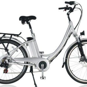 Vélo électrique SILVER idéal pour la ville