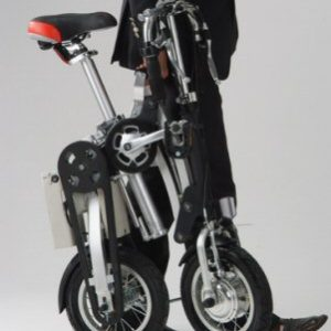 Vélo électrique e-genius pliant, facile à porter partout, métro ou bureaux