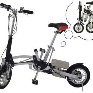 Vélo Electrique Pliant EGENIUS