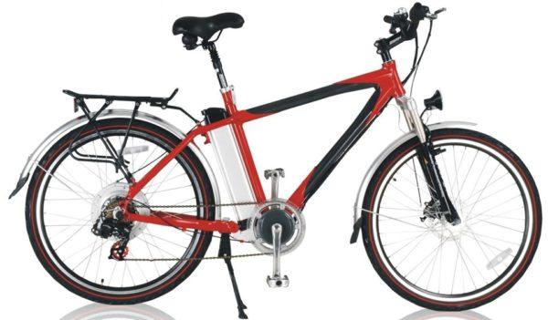 Vélo Electrique SPORT ELEC avec démarrage facile