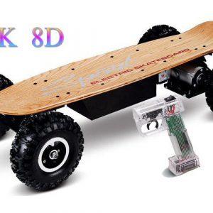 Skate Electrique ESK 8D