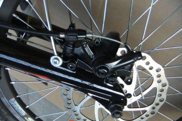 Étrier de frein à disque pour vélo électrique