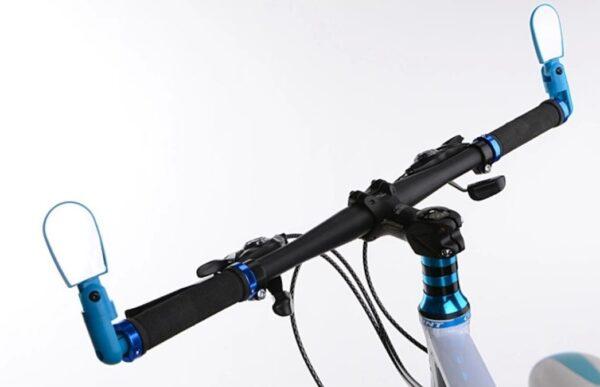 Retroviseur trottinette   rétroviseur sur guidon vélo électrique ou trottinette électrique